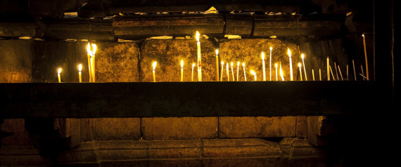 JESUS TOMB DARK