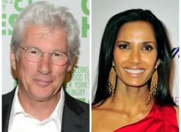 Richard Gere and Padma Lakshmi may be dating.
