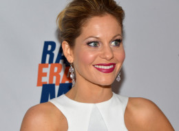 Candace Cameron-Bure attends the 21st annual Race to Erase MS at the Hyatt Regency Century Plaza on May 2, 2014 in Century City, California.  (Photo by Michael Buckner/Getty Images for Race to Erase MS)