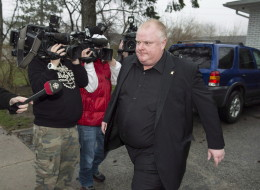 Is Rob Ford really in rehab? (CP)