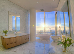 This Shangri-La Residences penthouse in Vancouver is on the market for $15 million.