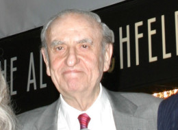 Arthur Gelb, an influential critic and New York Times editor, died on May 20, 2014. He was 90. (Photo by James Devaney/WireImage)