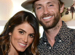 LOS ANGELES, CA - DECEMBER 12:  Nikki Reed and Paul McDonald attend Timberland Acoustic Night In at Bollare showroom on December 12, 2013 in Los Angeles, California.  (Photo by Araya Diaz/WireImage)