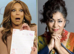 TV host Wendy Williams (left) and radio host Dyana Williams differ in their accounts of how Wendy left a job at a D.C. radio station where Dyana was program director in the late 1980s.