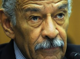 Rep. John Conyers (D-Mich.) sits on the House Judiciary's task force on overcriminalization. (Astrid Riecken/MCT via Getty Images)