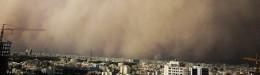 Image for 'Freak' Sandstorm Blankets Iran's Capital, Kills At Least 4