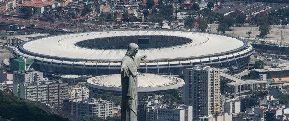 WORLD CUP STADIUM 2016
