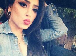 Kim Kardashian Lookalike Claudia Ochoa Felix