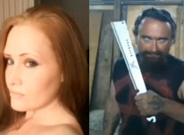 Lisa Marie Hyder (left) and Gregory Scott Hale (right)