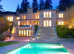 This West Vancouver mansion is on the market for a cool $19.98 million.