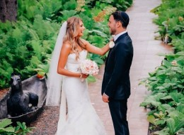 Scooter Braun, Justin Bieber's manager, and Yael Cohen, who started F--k Cancer, were married in Whistler.