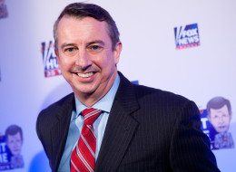 Ed Gillespie on January 8, 2009 in Washington, DC. (Photo by Brendan Hoffman/Getty Images)