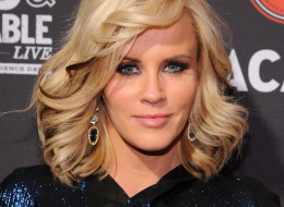 Jenny McCarthy attends Cuban Independence Day celebration hosted by VICE and Bacardi at Weylin B. Seymour's on May 20, 2014 in New York City.  (Photo by Ilya S. Savenok/Getty Images)
