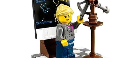 LEGO PARA MULHER