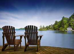 It's summer and Canadians are flocking to cottage country to soak up the sun, have some fun in the water and maybe knock back a few cold ones. But there's one thing they aren't doing, and that's building new cottages