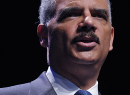 US Attorney General Eric Holder speaks during an event to celebrate the 50th Anniversary of the Civil Rights Act of 1964 on July 15, 2014 at Howard University in Washington, DC. AFP PHOTO/Mandel NGAN        (Photo credit should read MANDEL NGAN/AFP/Getty Images)