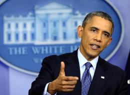 President Barack Obama (Jewel Samad/AFP/Getty Images)