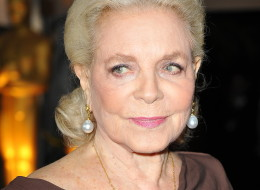 Actress Lauren Bacall arrives for the 2009 Governors Awards at the Grand Ballroom at Hollywood & Highland Center in Hollywood, California on November 14, 2009. (ROBYN BECK/AFP/Getty Images)