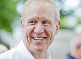 Illinois GOP gubernatorial candidate Bruce Rauner is under heightened scrutiny in light of new revelations regarding his use of investment funds in the Cayman Islands. (Photo By Tom Williams/CQ Roll Call)