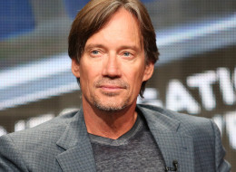 Kevin Sorbo speaks onstage at the 'Heartbreakers' panel during the Discovery Communications portion of the 2014 Summer Television Critics Association at The Beverly Hilton Hotel on July 9, 2014 in Beverly Hills, California.  (Photo by Frederick M. Brown/Getty Images)