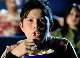 New study links action movies and eating more.