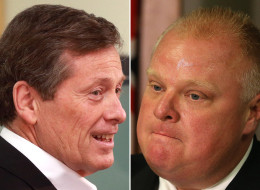 A new poll conducted by Nanos Research shows Toronto mayoral candidate John Tory with a