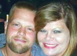 Joseph Oberhansley (L) allegedly murdered, then ate parts of Tammy Jo Blanton (R)