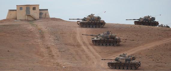 Turquía se suma a la campaña contra el Estado Islámico