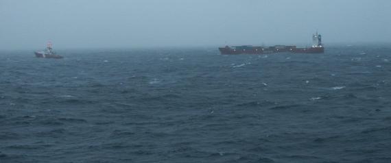 HAIDA GWAII CONTAINER SHIP