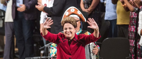 n DILMA TUCA large570 - PESQUISA DATAFOLHA: Dilma Rousseff cresce entre os eleitores da classe C e do Sudeste