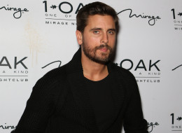 LAS VEGAS, NV - OCTOBER 10:  Television personality Scott Disick arrives at 1 OAK Nightclub at The Mirage Hotel & Casino on October 10, 2014 in Las Vegas, Nevada.  (Photo by Gabe Ginsberg/FilmMagic)