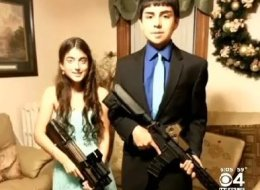 Students Suspended for AirSoft Homecoming Photo