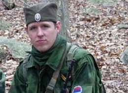 UNSPECIFIED - UNDATED: In this handout provided by the Federal Bureau of Investigation (FBI), Eric Matthew Frein, 31, poses on an unspecified date and location. Eric Frein is being sought in the killing of State Trooper Bryon Dickson. (Photo by Federal Bureau of Investigation via Getty Images)