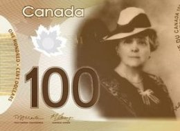 Women on Canadian Banknotes