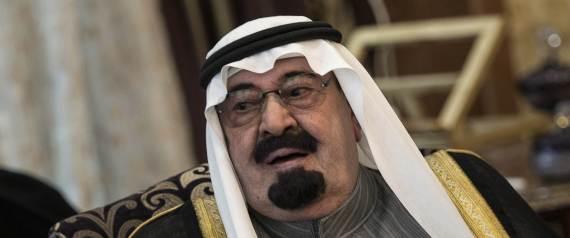KING ABDULLAH SAUDI