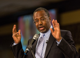 Dr. Ben Carson said Monday that the U.S. military should have limited oversight in war. (Photo by Richard Ellis/Getty Images)