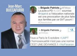 Un candidat FN aux départementales épinglé pour des propos racistes et homophobes