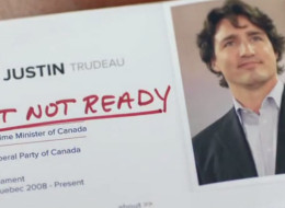 tories new anti trudeau ad says liberal leader is not