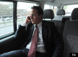 David Cameron is Under Pressure To Act On Executive Pay