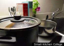 Small Kitchen College