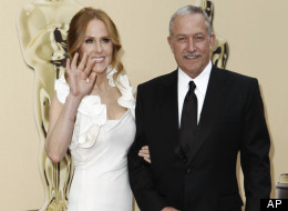 Producers Sarah Giegel-Magness and Gary Magness arrive during the 82nd Academy Awards Sunday, March 7, 2010, in the Hollywood section of Los Angeles. (AP Photo/Matt Sayles)