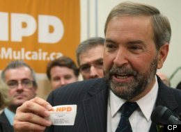 Thomas Mulcair. (CP)