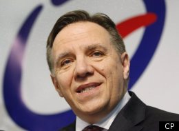 Francois Legault's Coalition Avenir Québec will have to overcome several obstacles to win Quebec's next election. (CP)
