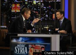 Charles Sykes/NBC