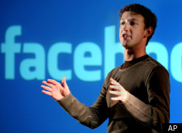 Facebook loses market share