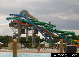 Try out one of the many water slides at Zoombezi Bay Water Park near Columbus.