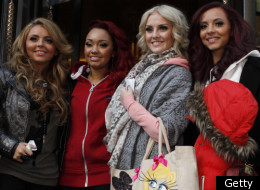 We are the champions... Little Mix