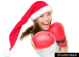 Keep on exercising during the holidays, advises personal trainer Brent Bishop, to keep up with indulgences.