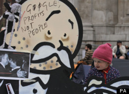 Corporate Tax Deals With The Government Have Angered Protesters