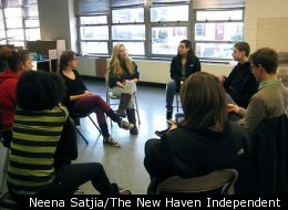 Neena Satjia/The New Haven Independent